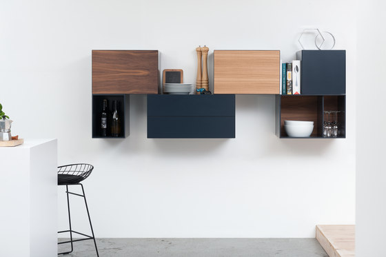 Vision Joost Selection by Pastoe | Wall shelves