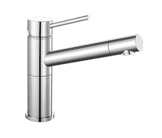 BLANCO ALTA-F Compact | Chrome by Blanco | Kitchen taps