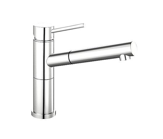 BLANCO ALTA-S-F Compact Vario | Chrome by Blanco | Kitchen taps