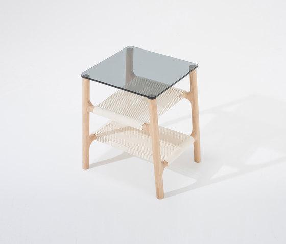 Fawn side table | 42x34x46 von Gazzda | Beistelltische