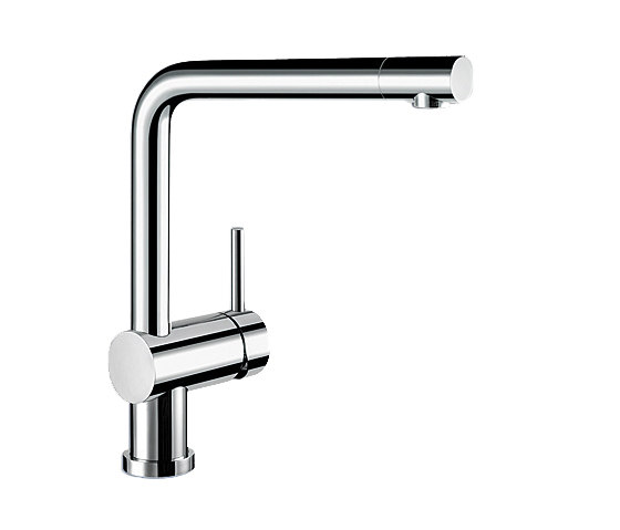 BLANCO LINUS-F | Chrome by Blanco | Kitchen taps