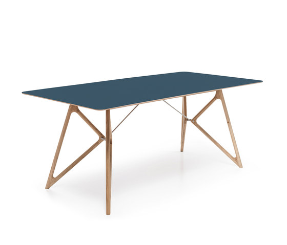 Fawn - tink table linoleum by Gazzda | Dining tables