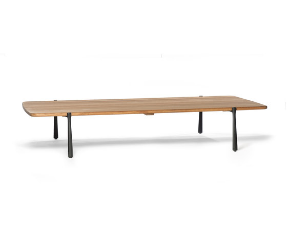 Branch Rectangular Coffee table von Tribù | Couchtische
