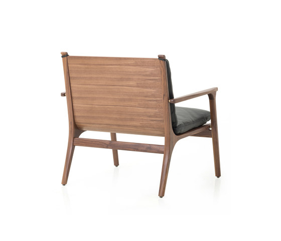 Rén Lounge Chair Large de Stellar Works | Fauteuils d'attente