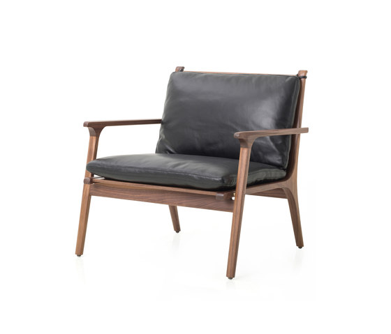 Rén Lounge Chair Large de Stellar Works | Fauteuils