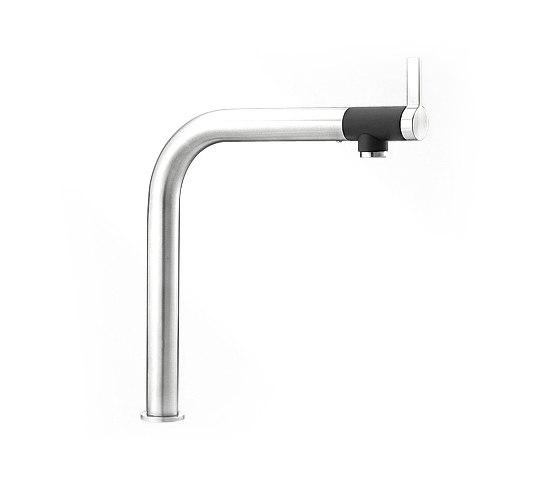 BLANCO VONDA | Brushed Stainless Steel by Blanco | Kitchen taps
