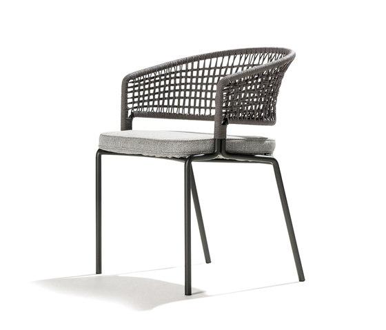 CTR Armchair de Tribù | Sillas