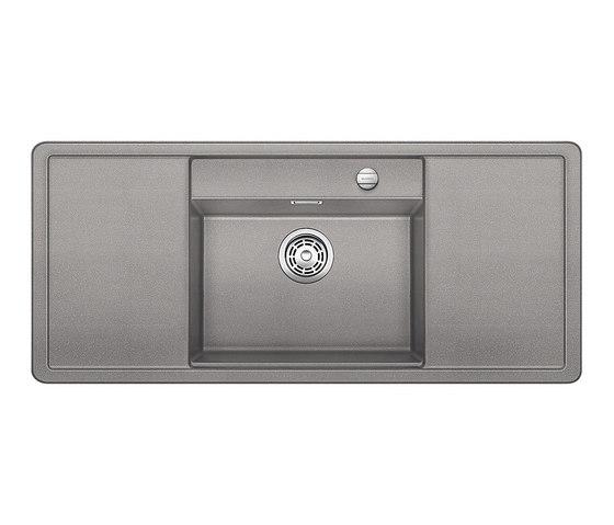 BLANCO ALAROS 6 S | SILGRANIT Alu Metallic by Blanco | Kitchen sinks