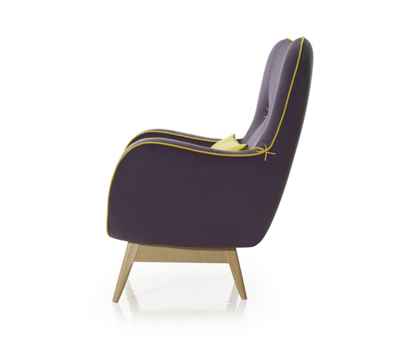 Vega di ECUS | Poltrone lounge