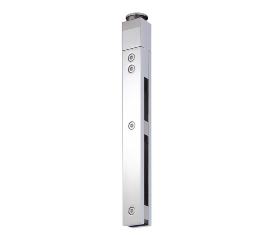 Akzent Door System/ Pivoting Door Rod Systems by MWE Edelstahlmanufaktur | Hinges