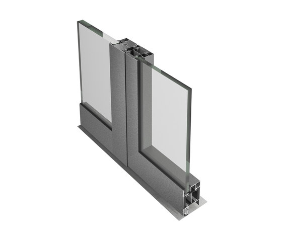 Janisol C4 EI60/EI30 by Jansen   Wall partition systems