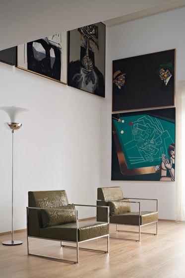 Mansion armchair di BALTUS   Poltrone