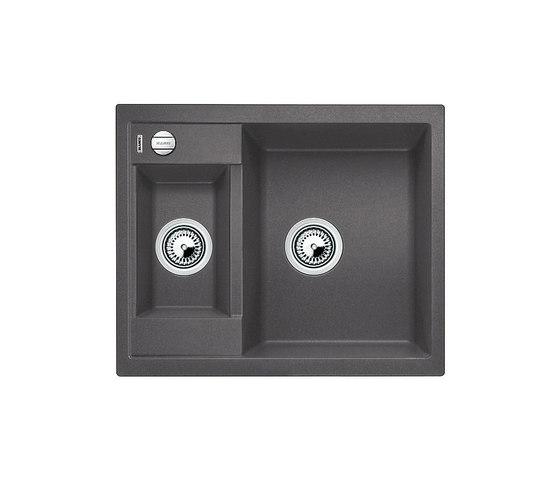 BLANCO METRA 6 | SILGRANIT Rock Grey by Blanco | Kitchen sinks