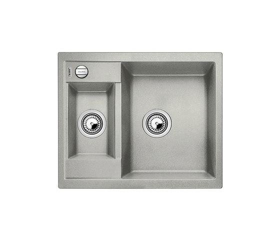 BLANCO METRA 6 | SILGRANIT Pearl Grey by Blanco | Kitchen sinks