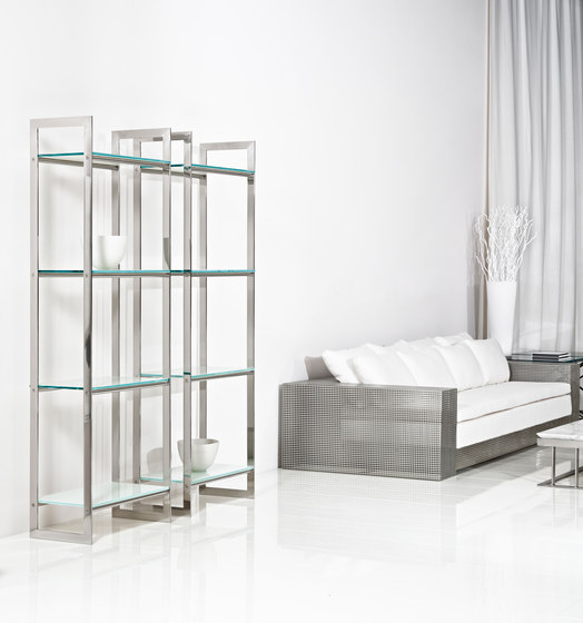 Chequia bookcase by BALTUS | Shelving