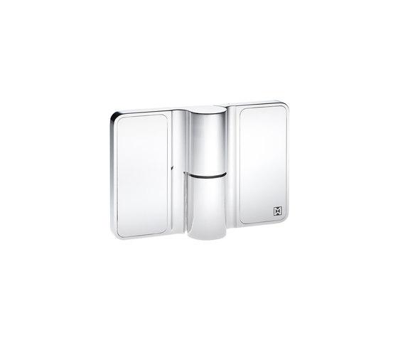 Spirit Shower System di MWE Edelstahlmanufaktur | Cerniere doccia