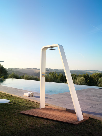 Accessories Rainbow Shower by Talenti | Outdoor showers