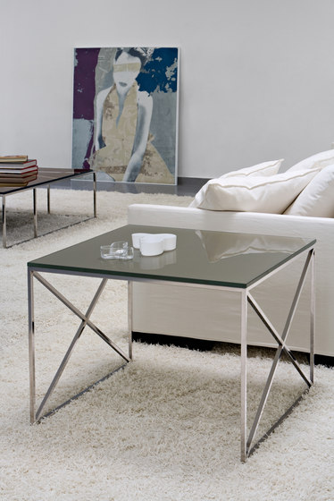 Doble Aspa table by BALTUS | Side tables