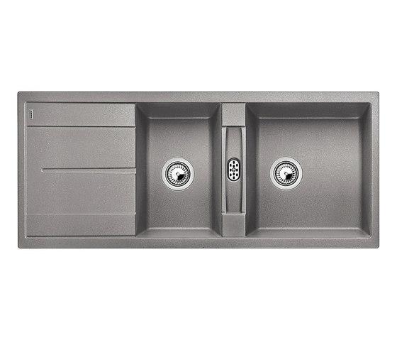 BLANCO METRA 8 S | SILGRANIT Alu Metallic by Blanco | Kitchen sinks