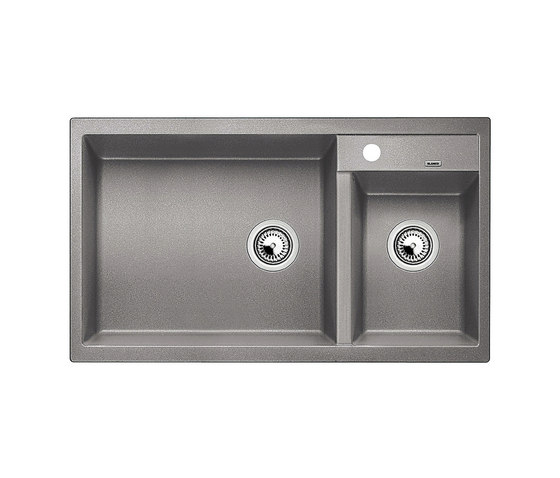 BLANCO METRA 9 | SILGRANIT Alu Metallic by Blanco | Kitchen sinks