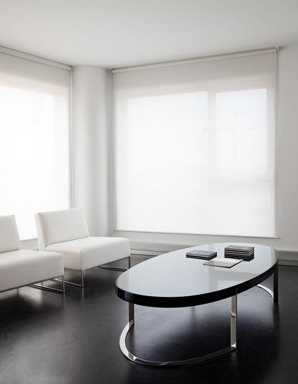Oval coffee table von BALTUS | Couchtische