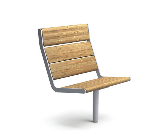 April chair high back by Vestre   Chairs