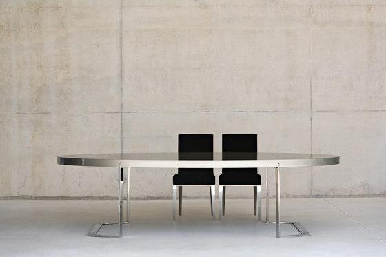 Oval dining table di BALTUS | Tavoli pranzo