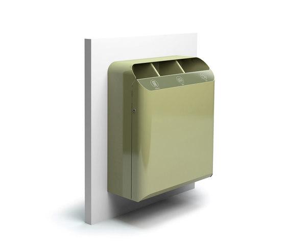 Dialog recycle de Vestre | Cubos basura / Papeleras