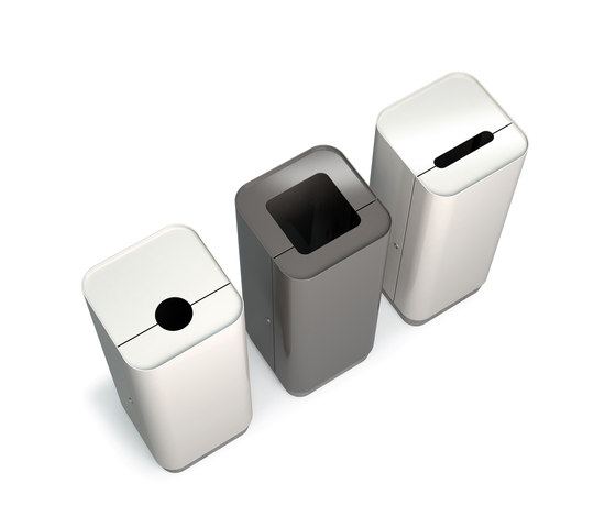 Forum litter bin by Vestre | Exterior bins