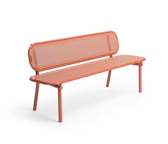 Pop bench by Vestre   Benches