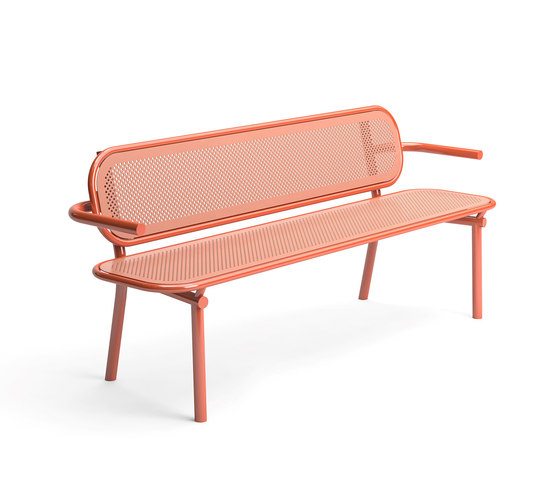 Pop bench by Vestre | Benches