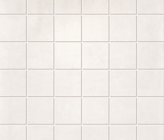 Frame White Matt Mosaico di Fap Ceramiche | Mosaici ceramica