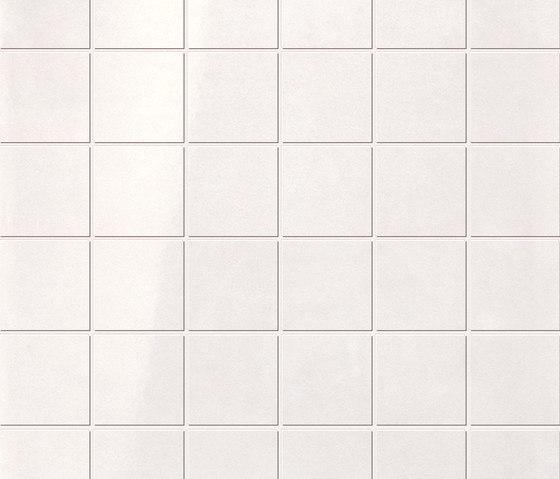Frame White Mosaico di Fap Ceramiche | Mosaici ceramica