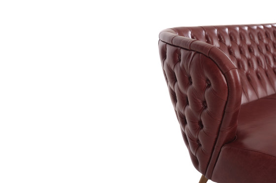 Fado sofa 3 places von PAULO ANTUNES | Loungesofas