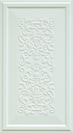 England Acqua Boiserie Dec. di ASCOT CERAMICHE | Piastrelle ceramica