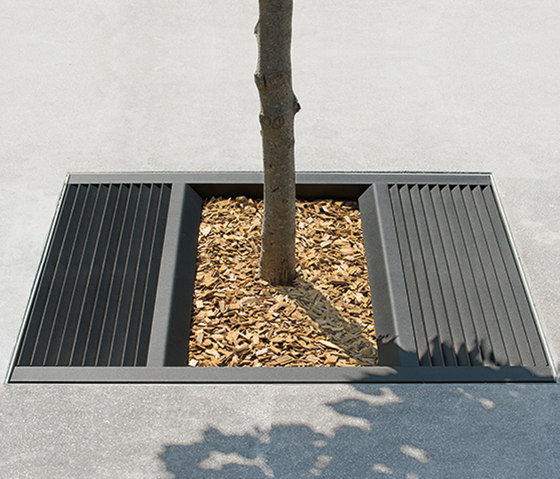 Yale Tree guard by AREA | Tree guards