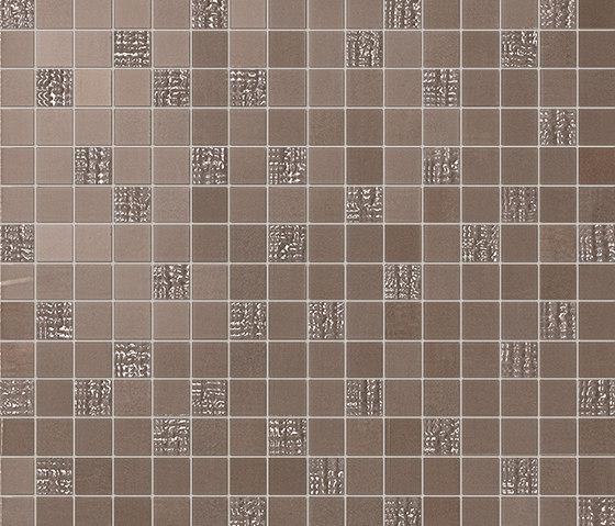 Frame Earth Mosaico di Fap Ceramiche | Mosaici ceramica