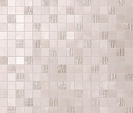Frame Talc Mosaico di Fap Ceramiche | Mosaici ceramica