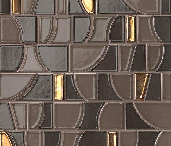 Frame Arte Earth Mosaico di Fap Ceramiche | Mosaici ceramica