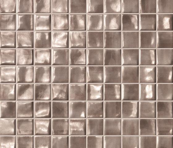 Frame Natura Earth Mosaico de Fap Ceramiche | Mosaicos de cerámica