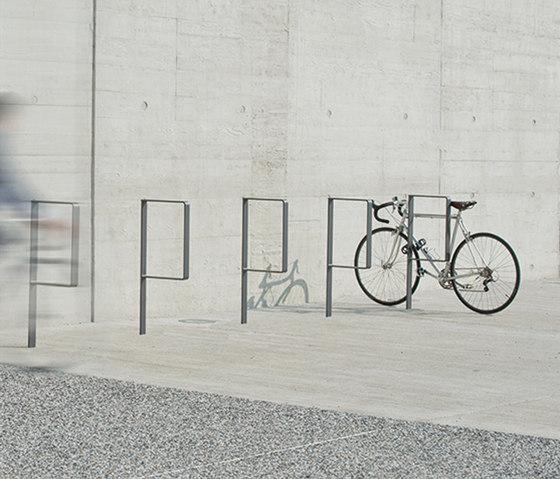 Antares cycle parking de AREA   Soportes para bicicletas