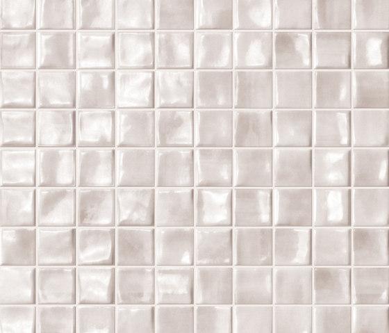 Frame Natura White Mosaico de Fap Ceramiche | Mosaïques céramique