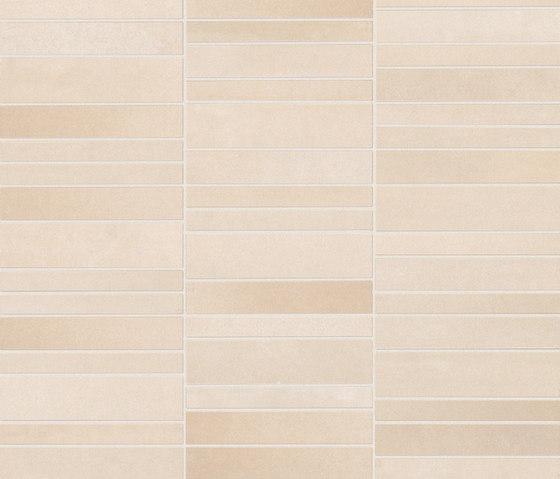 Frame Tratto Sand Mosaico di Fap Ceramiche | Mosaici ceramica