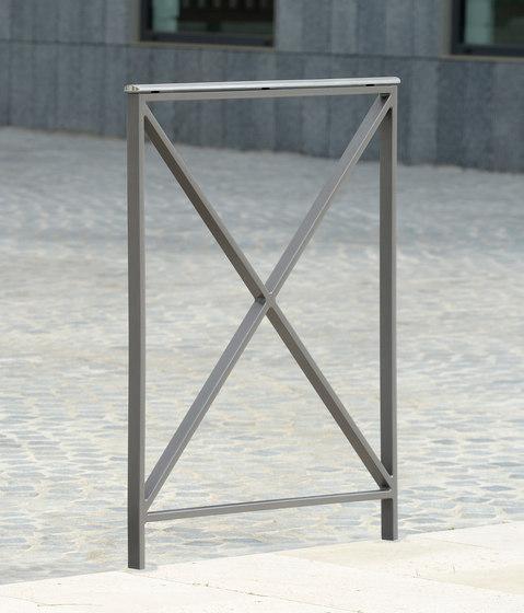 Acropole barrier by AREA | Railings / Barriers