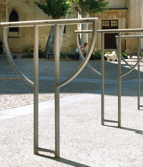 Acropole cycle stand by AREA | Bicycle stands