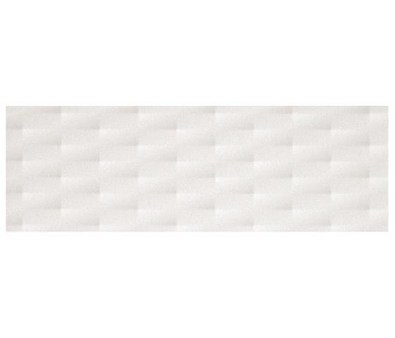Lumina Diamante White Matt 25x75 von Fap Ceramiche | Keramik Fliesen