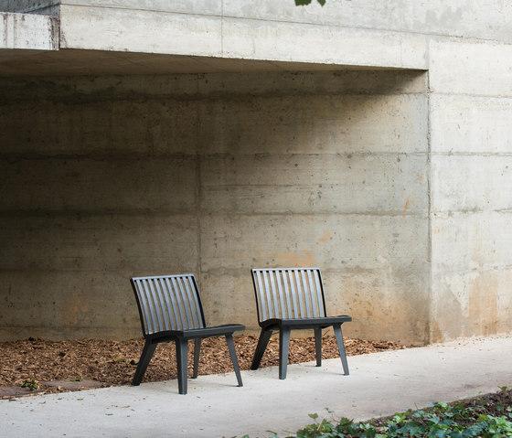 Chaise montreal si ges d 39 ext rieur de area architonic for Mobilier exterieur montreal