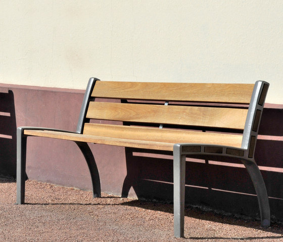 Athenes bench by AREA | Benches