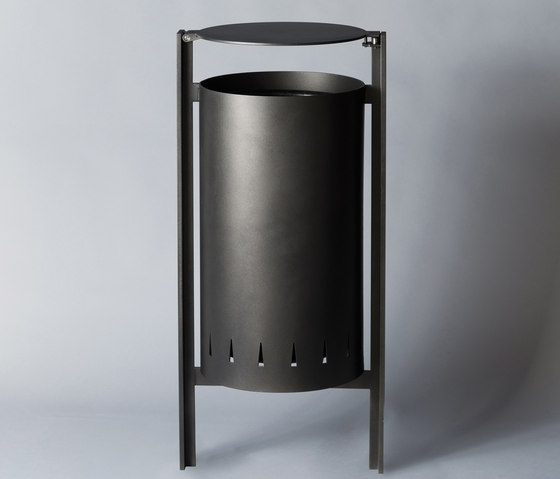 Antares litter bin by AREA | Waste baskets