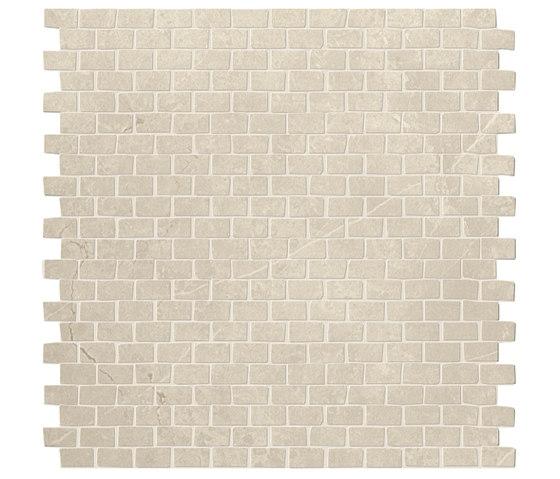 Roma Brick Pietra Mosaico de Fap Ceramiche | Mosaïques céramique